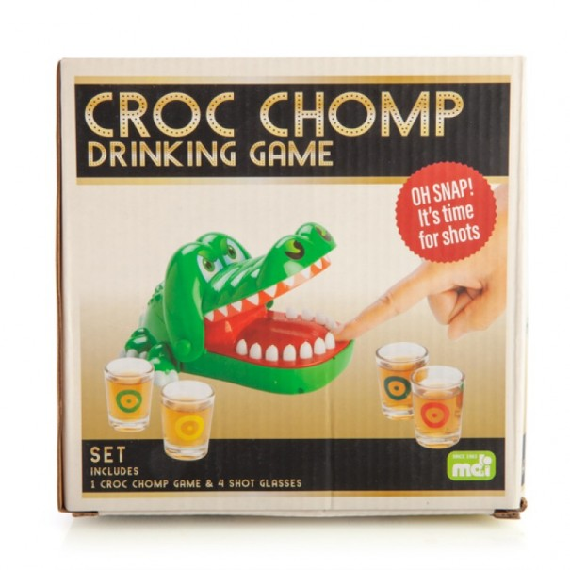 Croc Chomp Drinking Game - 1