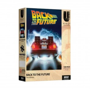 Back To The Future 1000pc Jigsaw Puzzle - 1