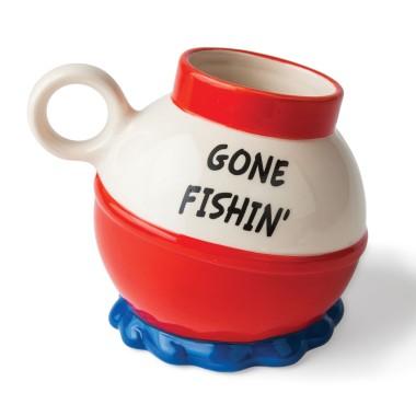 Gone Fishin' Mug - 2