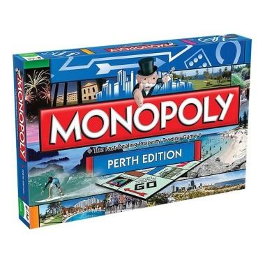 Monopoly - Perth Edition