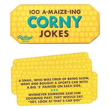 100 Corny Jokes - 1