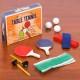 Desktop Table Tennis Set - 1