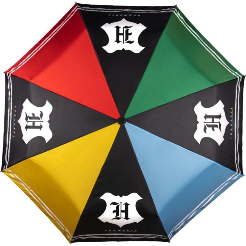 Harry Potter - Hogwarts Colour Changing Umbrella - 1