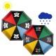 Harry Potter - Hogwarts Colour Changing Umbrella - 2