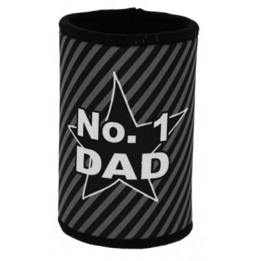 No. 1 Dad Stubby Holder - 1