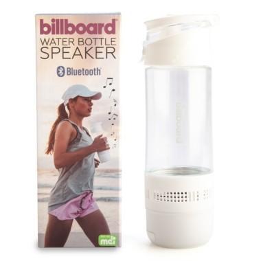 Clear Water Bottle Speaker - 1