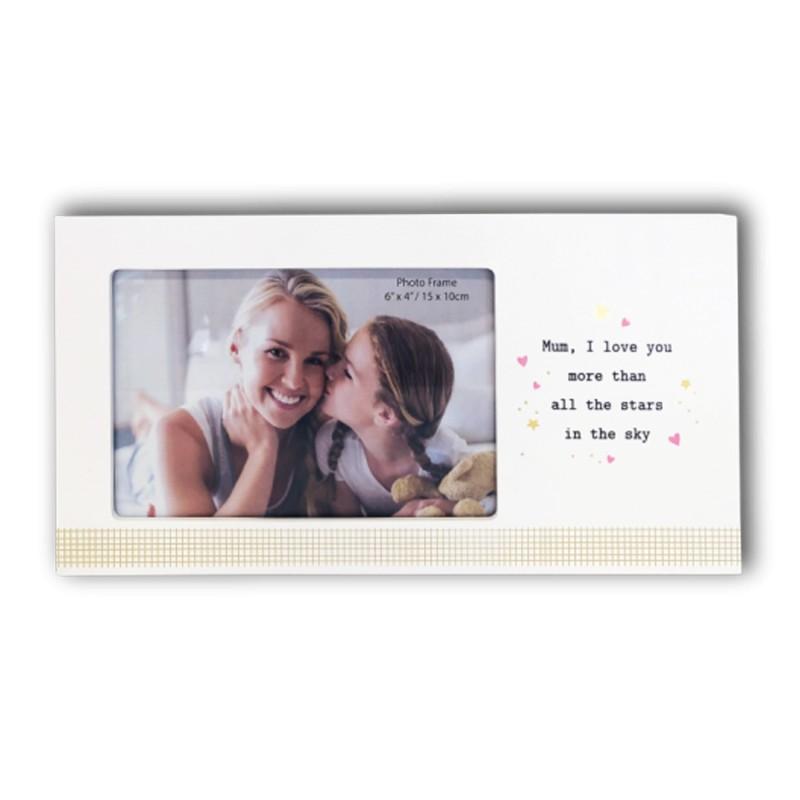 Mum, I Love You Photo Frame - 1