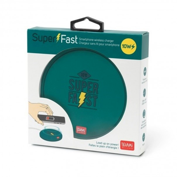 Super Fast - Smartphone Wireless Charger - 1