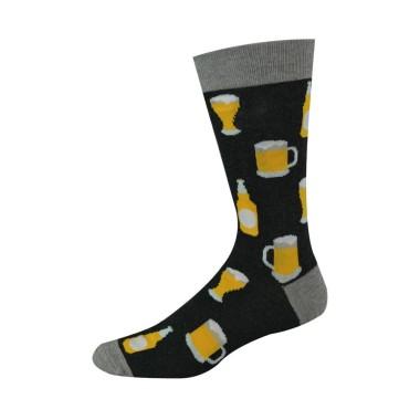 Mens Beer Socks by Bamboozld - 1