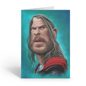 Thor Birthday Sound Card by Loudmouth - 1