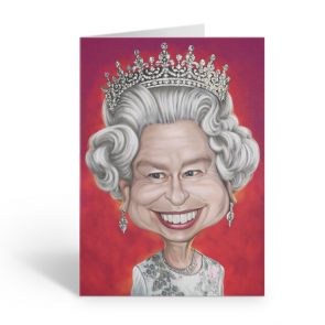 The Queen Birthday Sound Card by Loudmouth - 1