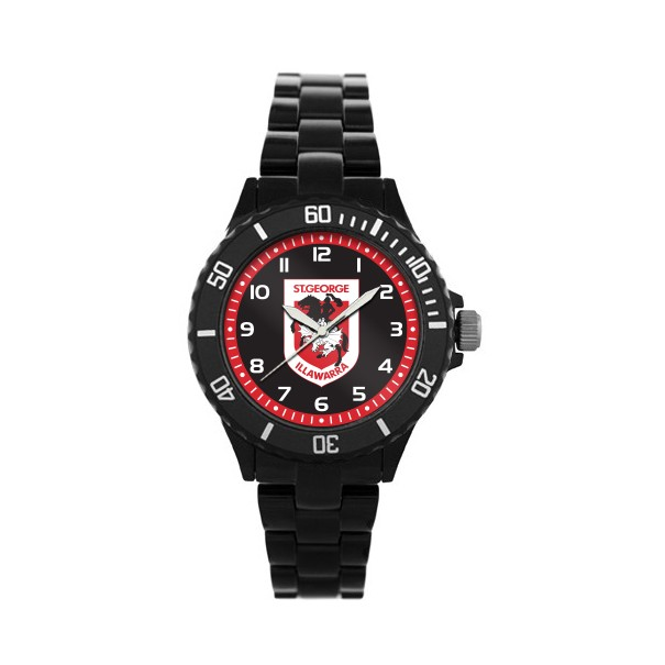 St George Dragons NRL Youths / Kids Star Series Watch - 1