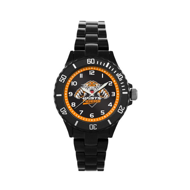 West Tigers NRL Youths / Kids Star Series Watch - 1