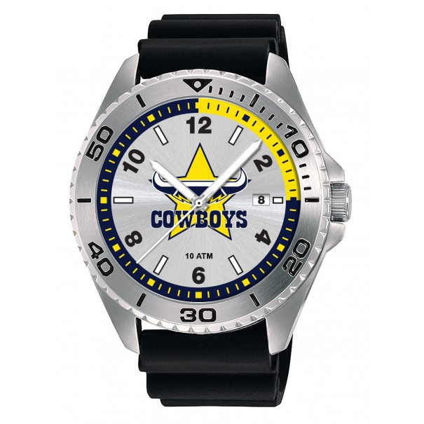 North Queensland Cowboys NRL Try Series Watch - 1