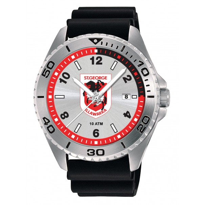 St George Dragons NRL Try Series Watch - 1