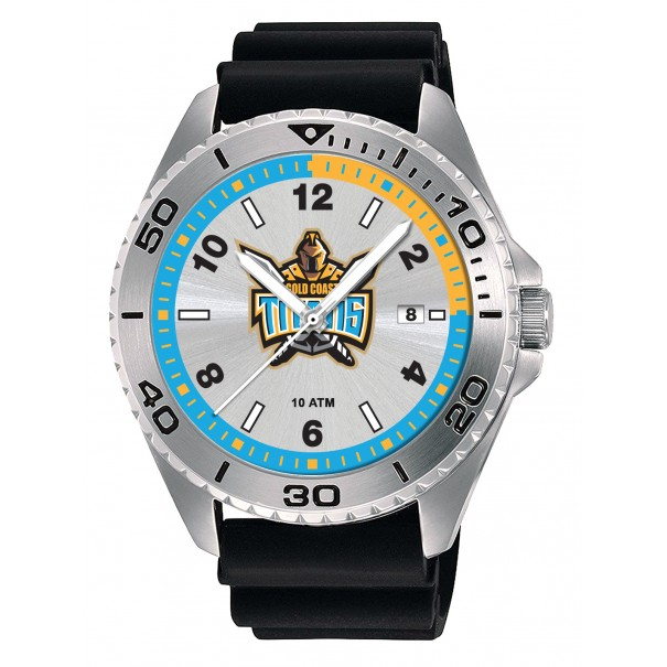 Gold Coast Titans NRL Try Series Watch - 1