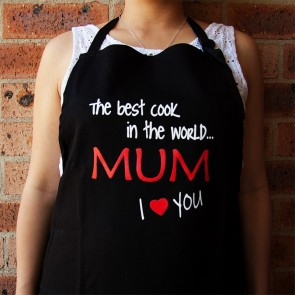Best Cook in the World Apron