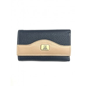 Genuine Leather Key Holder Wallet By Adori Leather - 1