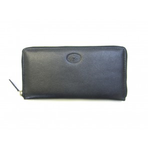 Genuine Kangaroo Leather Unisex Wallet with Zip by Adori Leather - 1