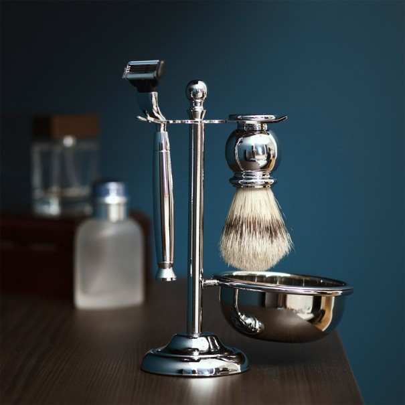 Premium Shaving Kit - The Cavendish Collection - 1