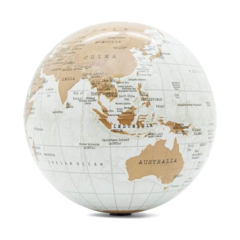 Revolving Globe - The World in Motion - 1