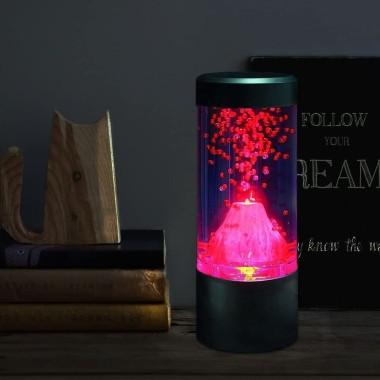 Desktop Volcano Lamp - 1
