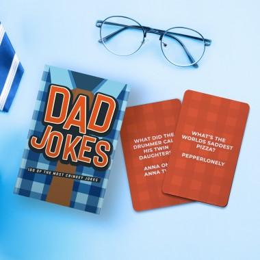 100 Dad Jokes - 1