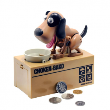 Doggy Money Bank - 1
