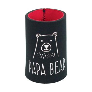 Papa Bear Can Cooler - 1
