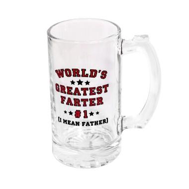 World's Greatest Farter Beer Stein - 1