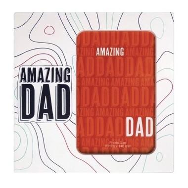 Amazing Dad Desktop Photo Frame - 1