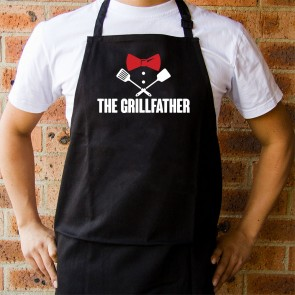The Grillfather Apron - 1