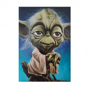 Yoda Birthday Sound Card by Loudmouth - 1
