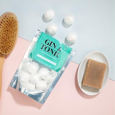 Gin & Tonic Bath Bombs - 1