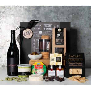 Cheese and Wine Gift Set - 1