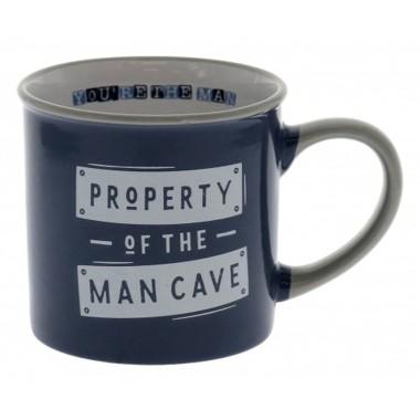 Property of The Man Cave Mug - 1