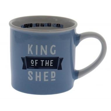 King of The Shed Mug - 1