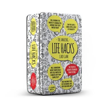 Life Hacks Tin - 3