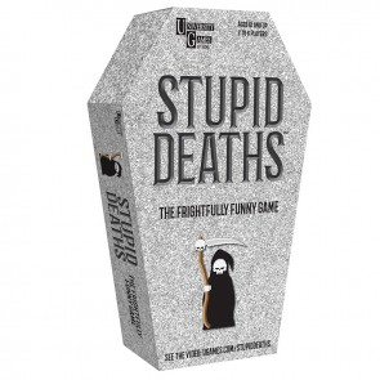 Stupid Deaths® Tin - 1