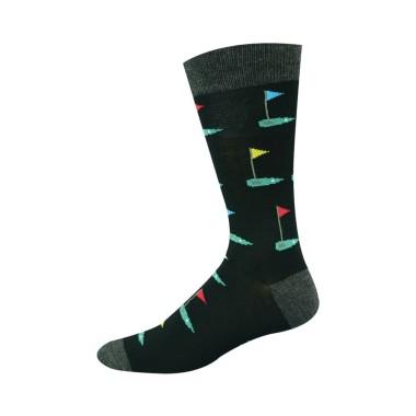Mens Golf Socks by Bamboozld - 1