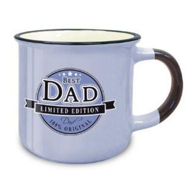 Best Dad Retro Mug - 1