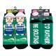 I'd Rather Be Golfing Golfer Feet Speak Socks - 2