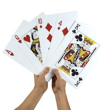 Jumbo Playing Cards - 3