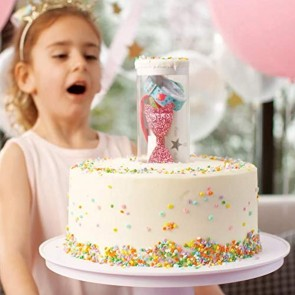 Surprise Cake - The Popping Cake Stand With All Accessories - 1