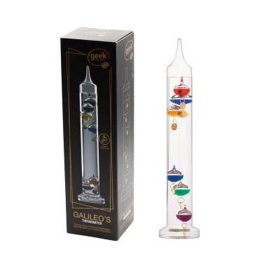 Galileo Thermometer 28 cm - 1