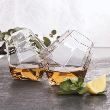 Diamond Whisky Glasses - 1