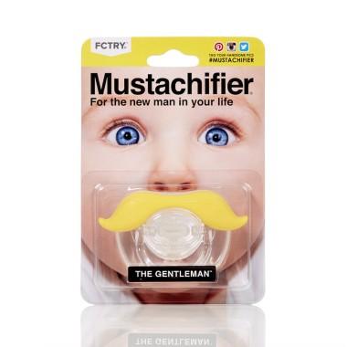 Stachifier - Gentleman Moustache Pacifier