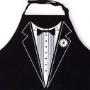 Tuxedo BBQ Apron