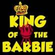 King of the Barbie Apron