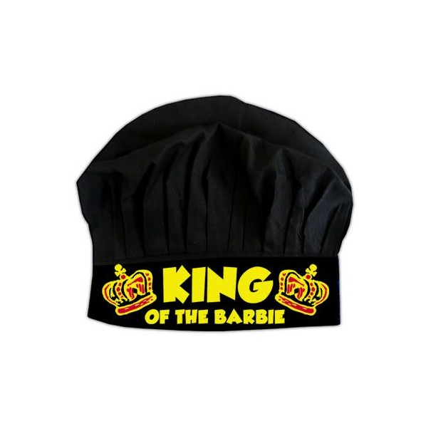 King of the Barbie Chef Hat